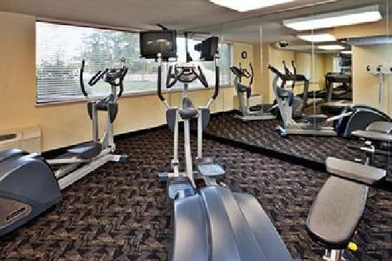 Holiday Inn Winston - Salem - University Parkway: Fitness Room