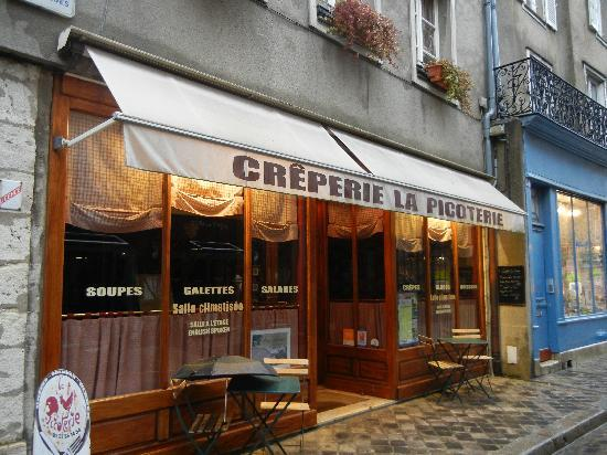creperie la picoterie chartres restaurant avis photos tripadvisor. Black Bedroom Furniture Sets. Home Design Ideas