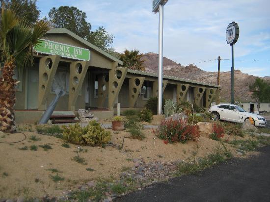 The Atomic Inn: formerly the Phoenix