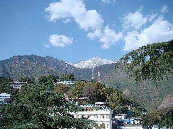 McLeod Ganj, India: Valleyside