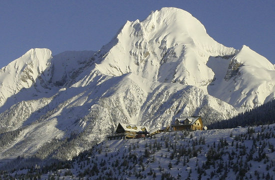 Canadian Rockies, Canada: Mica Heliski Lodge and Chalet