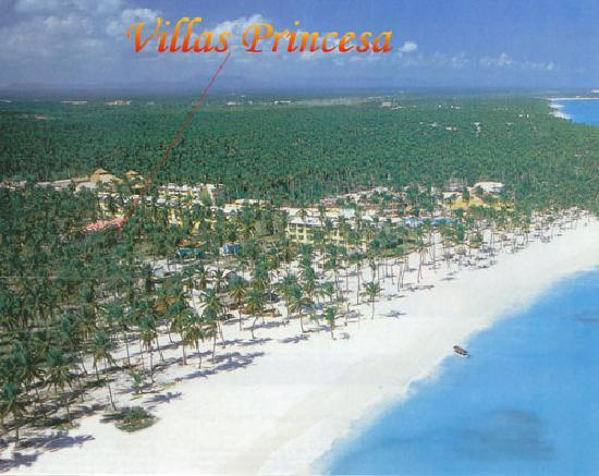 Villas Princesa Beach Apartments: Beach