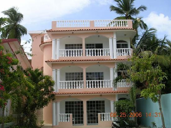 Villas Princesa Beach Apartments: Type B and C apartments