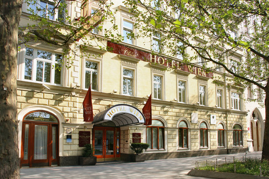 Austria Classic Hotel Wien: Front