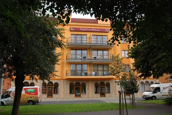 Photo of Hotel Teplice Plaza