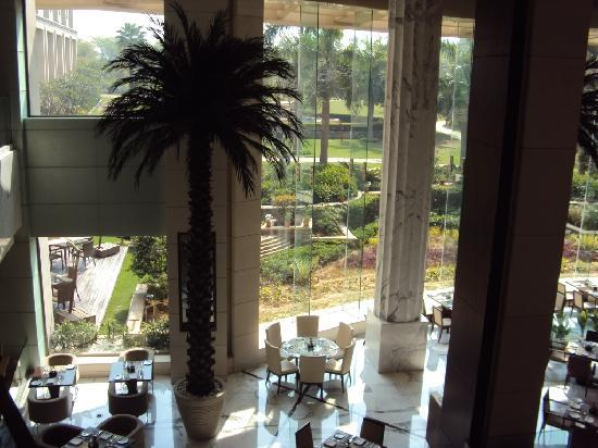 The Grand New Delhi: restaurant