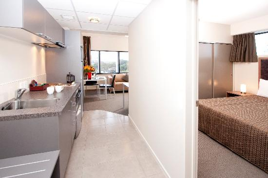 Quest Palmerston North: One bedroom apartment