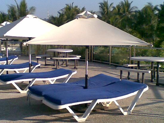 Whiterock Waterpark and Beach Hotel: resting place