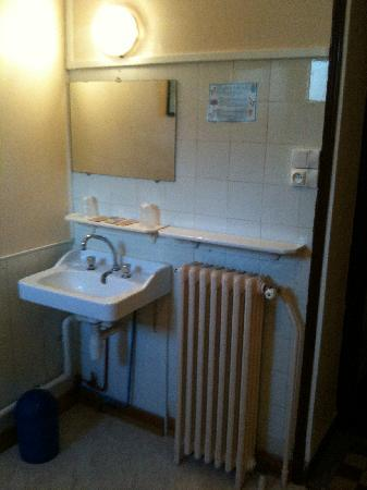 Chatillon-sur-Seine, : bagno
