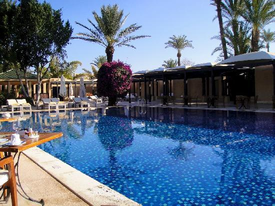 Club Med Marrakech le Riad: Piscine Riad
