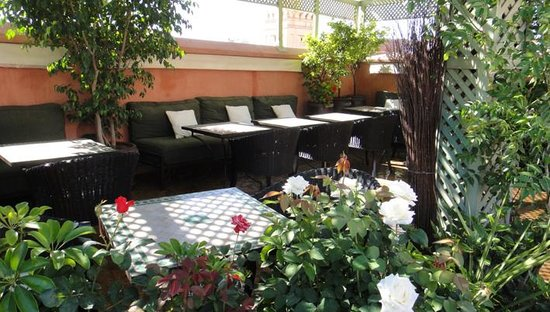 Le Riad Monceau: riad monceau