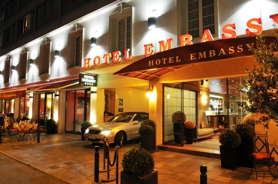 Hotel Embassy Cannes