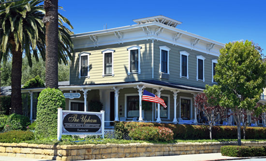 Photo of The Upham Hotel & Country House Santa Barbara