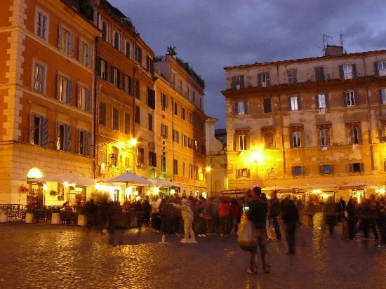 Bed And Breakfast In Trastevere Rome Italy
