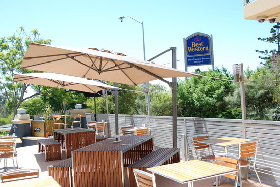 BEST WESTERN PLUS Gregory Terrace Brisbane