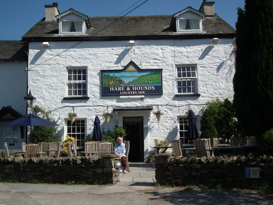 The Hare & Hounds, Bowland Bridge
