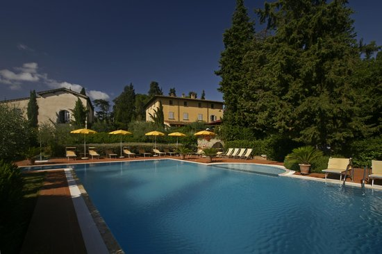 Hotel Villa La Cappella