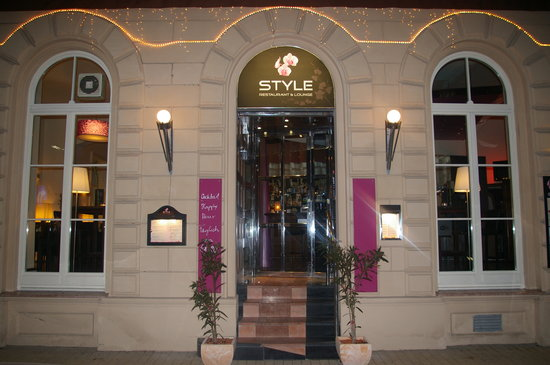 Style restaurant lounge vienna reviews