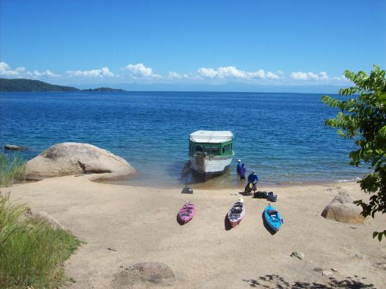 Photo of Domwe Island Adventure Camp Cape Maclear