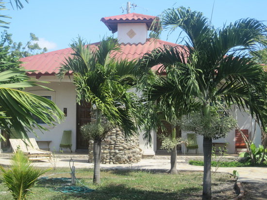 The Surf Sanctuary: Tropical Setting (Casita Shown Here)