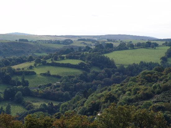 Glyn Ceiriog, UK: The Views