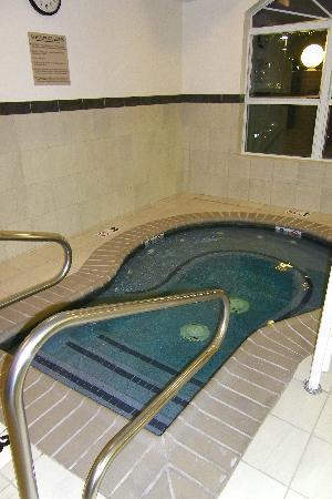 Country Inn & Suites Woodbridge: Hot tub