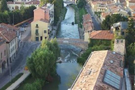 Padua, Italy: View from Specola
