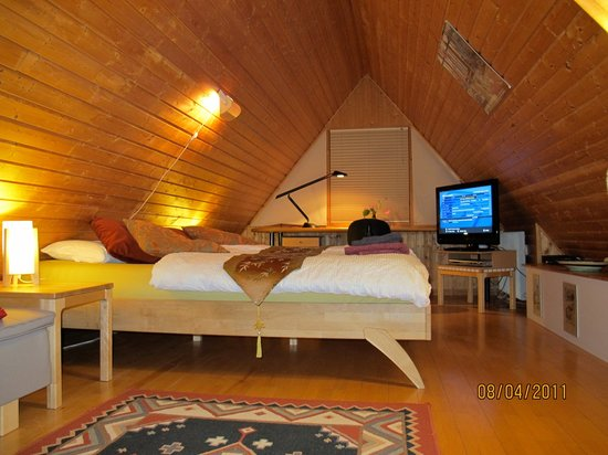 Double room in The B&B-House (Satellite TV and Wi-Fi)