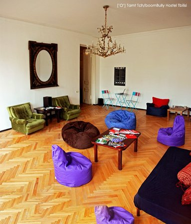 Photo of Boombully Rooms & Hostel Tbilisi