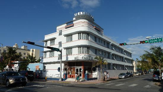 Sherbrooke Hotel : Typical Art Deco