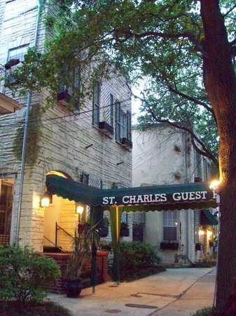 Photo of St. Charles Guest House New Orleans