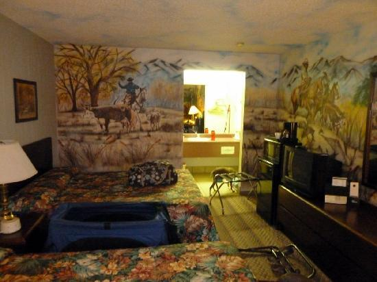Bandera, TX: Room photo
