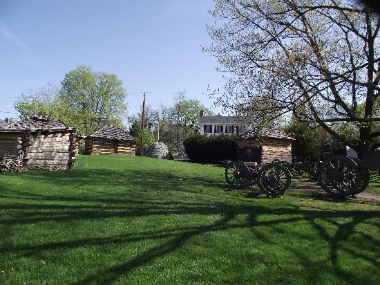Laughlintown, PA: old fort 1700&#39;s