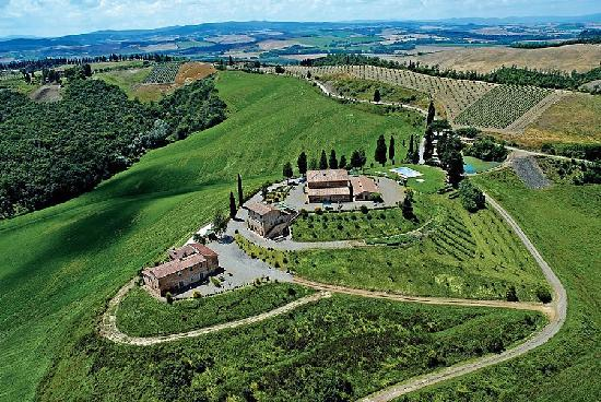 Buonconvento, Italy: Agriturismo in Toscana