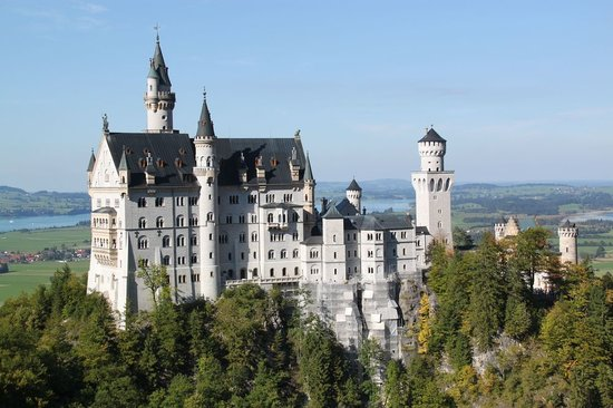 Bus Bavaria Neuschwanstein Castle Tours