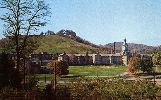 Weston, Virginie-Occidentale : Trans-Allegheny Lunatic Asylum