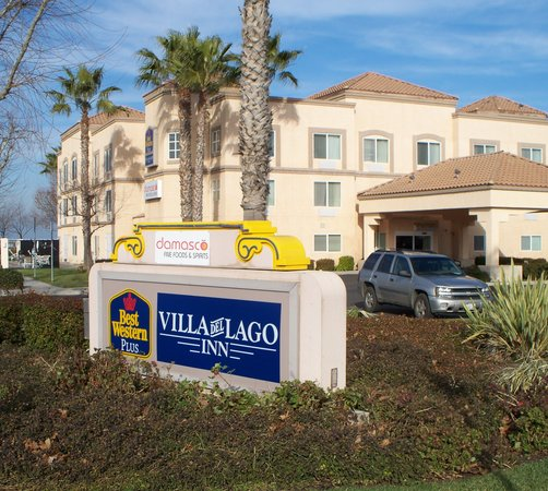 BEST WESTERN PLUS Villa Del Lago Inn: Welcome to the Best Western Plus Villa Del Lago