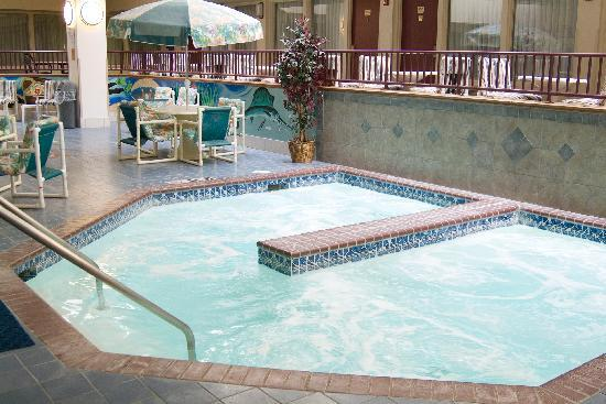 Plaza Hotel and Suites: 20 Person Whirlpool