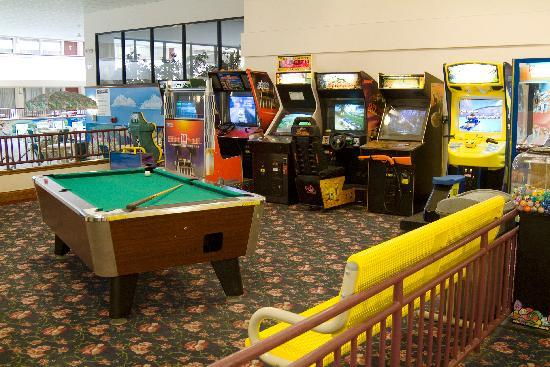 Plaza Hotel and Suites: Game Room