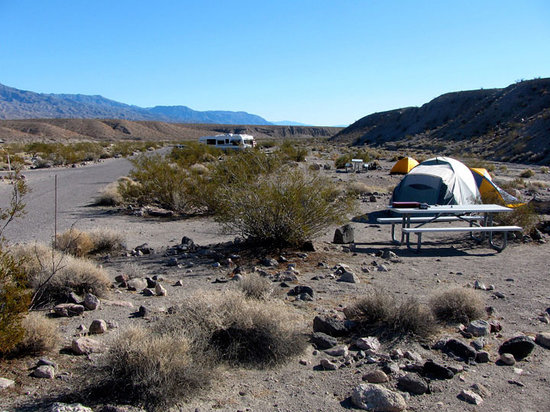 Mesquite Springs Campground