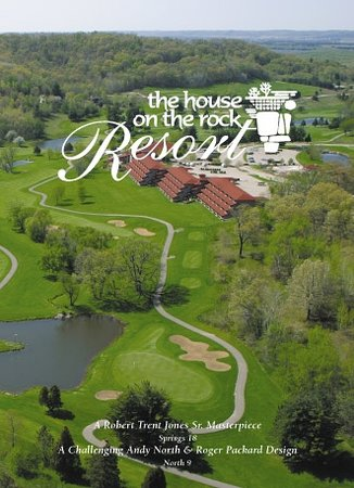 Spring Green, Висконсин: The House on the Rock Resort