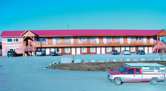 Alcan Motor Inn