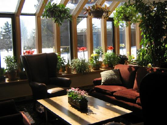 Trapp Family Lodge: The Solarium
