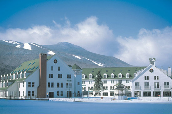 Town Square Condominiums at Waterville Valley Resort: Town Square Condos