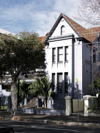 Alfred Park Accommodation