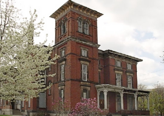Toledo, Ohio: The Casey-Pomeroy House