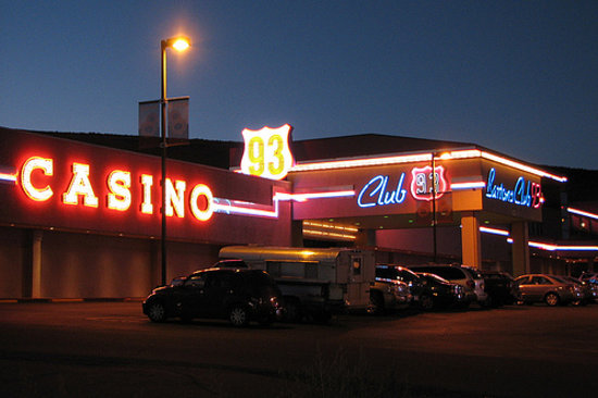 Jackpot, NV: Barton's Club 93