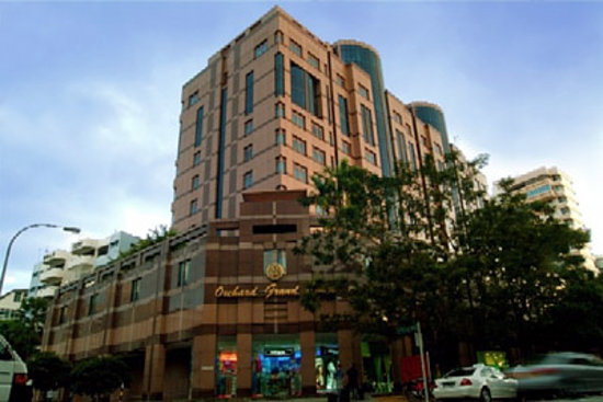 Orchard Grand Court (Singapore, Singapore) - Hotel Reviews ...
