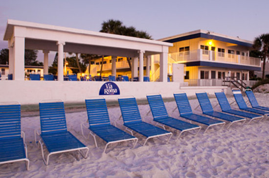 Bradenton, FL: Via Roma Beach Resort