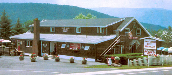 Photo of Swiss Chalet Hotel Tannersville